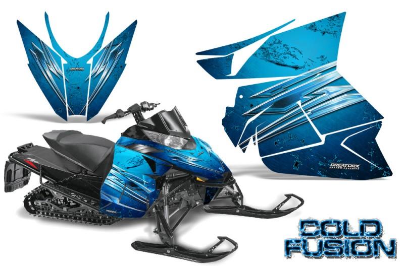 Arctic-Cat-Pro-Climb-Cross-2012-CreatorX-Graphics-Kit-Cold-Fusion-Blue-Ice