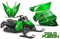 Arctic-Cat-Pro-Climb-Cross-2012-CreatorX-Graphics-Kit-Cold-Fusion-Green