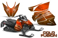 Arctic-Cat-Pro-Climb-Cross-2012-CreatorX-Graphics-Kit-Cold-Fusion-Orange