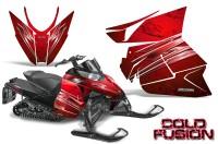 Arctic-Cat-Pro-Climb-Cross-2012-CreatorX-Graphics-Kit-Cold-Fusion-Red