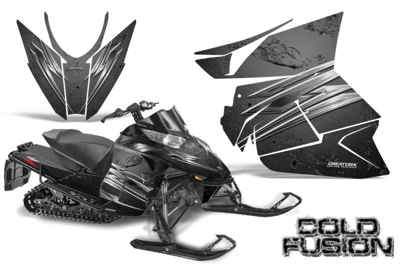 Arctic-Cat-Pro-Climb-Cross-2012-CreatorX-Graphics-Kit-Cold-Fusion-Silver