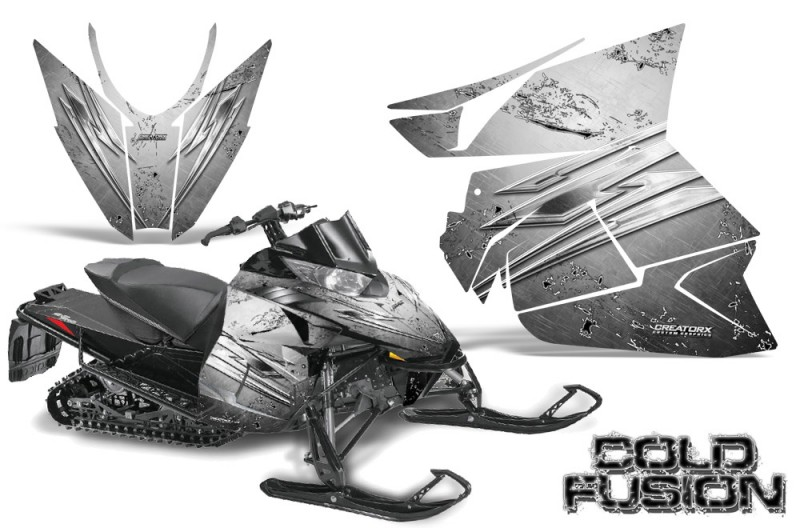 Arctic-Cat-Pro-Climb-Cross-2012-CreatorX-Graphics-Kit-Cold-Fusion-White