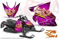 Arctic-Cat-Pro-Climb-Cross-2012-CreatorX-Graphics-Kit-Little-Sins-Pink