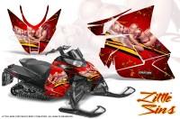 Arctic-Cat-Pro-Climb-Cross-2012-CreatorX-Graphics-Kit-Little-Sins-Red