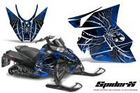 Arctic-Cat-Pro-Climb-Cross-2012-CreatorX-Graphics-Kit-SpiderX-Blue