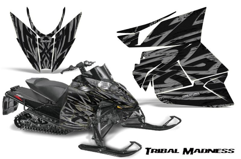 Arctic-Cat-Pro-Climb-Cross-2012-CreatorX-Graphics-Kit-Tribal-Madness-Silver