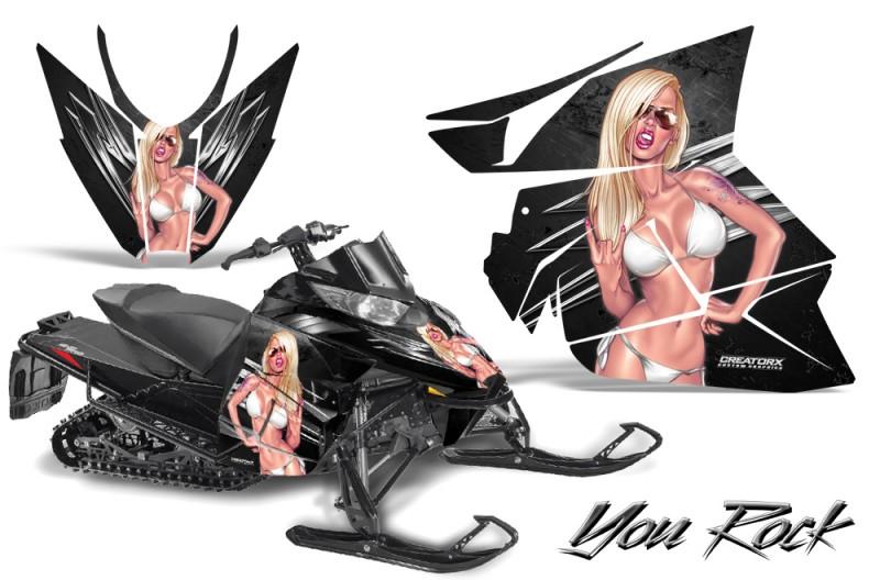 Arctic-Cat-Pro-Climb-Cross-2012-CreatorX-Graphics-Kit-You-Rock-Black