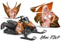 Arctic-Cat-Pro-Climb-Cross-2012-CreatorX-Graphics-Kit-You-Rock-Orange