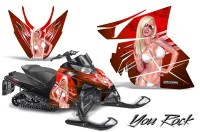 Arctic-Cat-Pro-Climb-Cross-2012-CreatorX-Graphics-Kit-You-Rock-Red