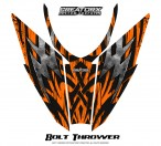 Arctic-Cat-Pro-Climb-Cross-2012-Hood-CreatorX-Graphics-Kit-Bolt_Thrower_Orange