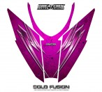 Arctic-Cat-Pro-Climb-Cross-2012-Hood-CreatorX-Graphics-Kit-Cold-Fusion-Pink