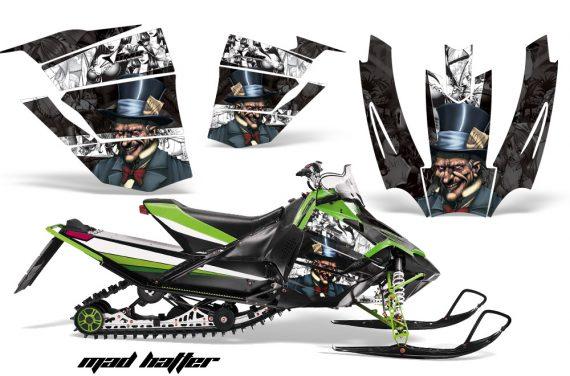 Arctic Cat Sno Pro AMR Graphics Kit MH BW 2 570x376 - Arctic Cat Sno Pro Race 500 600 Graphics