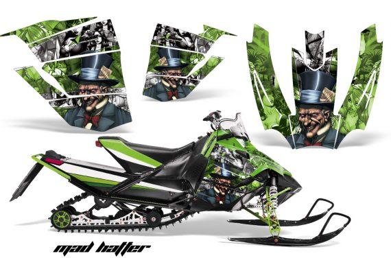 Arctic Cat Sno Pro AMR Graphics Kit MH GS 2 570x376 - Arctic Cat Sno Pro Race 500 600 Graphics
