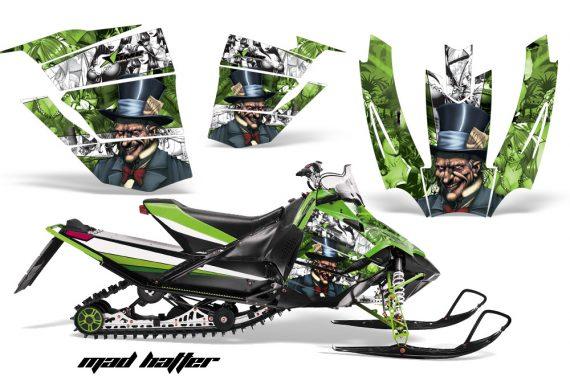 Arctic Cat Sno Pro AMR Graphics Kit MH GW 2 570x376 - Arctic Cat Sno Pro Race 500 600 Graphics