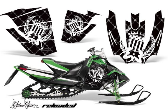 Arctic Cat Sno Pro AMR Graphics Kit Reloaded WB 2 570x376 - Arctic Cat Sno Pro Race 500 600 Graphics