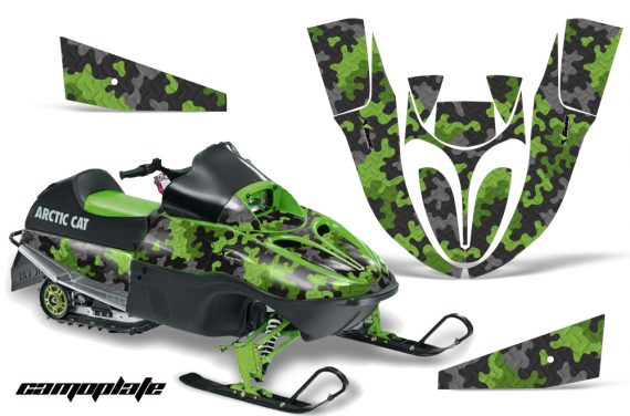 Arctic Cat SnoPro 120 Youth AMR Graphics Kit CP G 1 570x376 - Arctic Cat 120 Sno Pro Youth Graphics