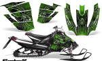 Arctic Cat SnoPro Race CreatorX Graphics Kit SpiderX Green 150x90 - Arctic Cat Sno Pro Race 500 600 Graphics