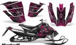Arctic Cat SnoPro Race CreatorX Graphics Kit SpiderX Pink 150x90 - Arctic Cat Sno Pro Race 500 600 Graphics