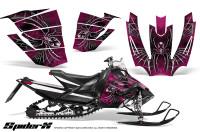 Arctic-Cat-SnoPro-Race-CreatorX-Graphics-Kit-SpiderX-Pink