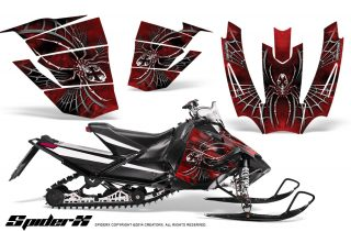 Arctic Cat Sno Pro Race 500 600 Graphics Kit