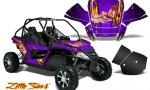 Arctic Cat Wildcat CreatorX Graphics Kit Little Sins Purple 150x90 - Arctic Cat Wildcat EPS 2012-2015 Graphics