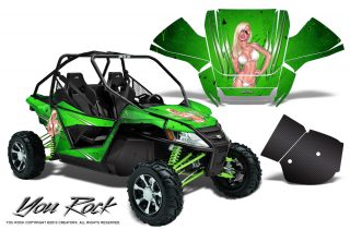 Arctic Cat Wildcat UTV Graphics