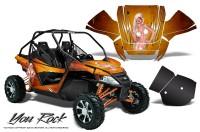 Arctic-Cat-Wildcat-CreatorX-Graphics-Kit-You-Rock-Orange