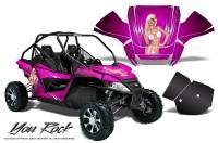 Arctic-Cat-Wildcat-CreatorX-Graphics-Kit-You-Rock-Pink