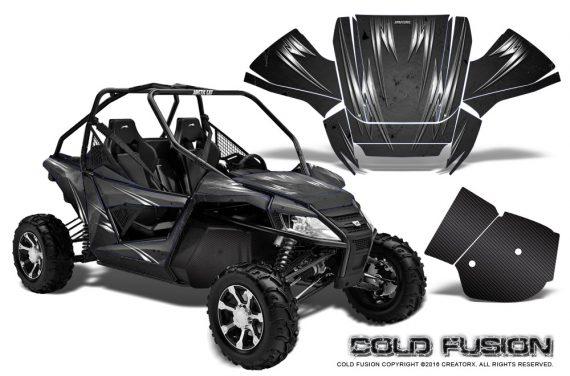 Arctic-Cat-Wildcat-Graphics-Kit-Cold-Fusion-Black