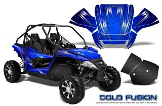 Arctic Cat Wildcat Graphics Kit Cold Fusion Blue 320x211 - Arctic Cat Wildcat EPS 2012-2015 Graphics