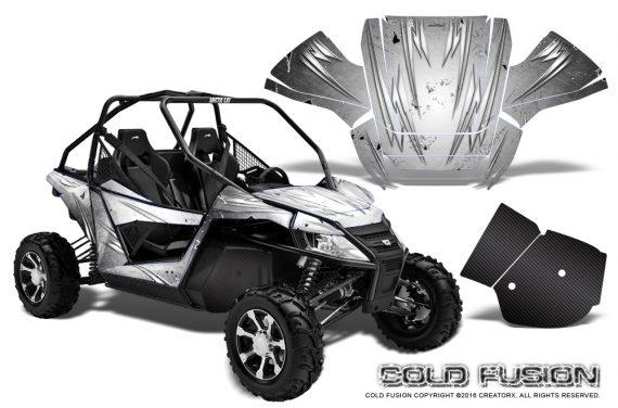 Arctic-Cat-Wildcat-Graphics-Kit-Cold-Fusion-White