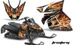 ArcticCat Pro Climb Cross 2012 AMR Graphics Kit FS B 150x90 - Arctic Cat ProClimb ProCross SnoPro ZR-XF-M 2012-2016 Graphics