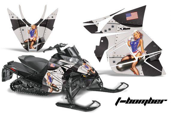 ArcticCat Pro Climb Cross 2012 AMR Graphics Kit TB B 570x376 - Arctic Cat ProClimb ProCross SnoPro ZR-XF-M 2012-2016 Graphics