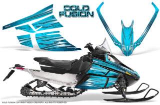 Arctic Cat F Series CreatorX Graphics Kit Cold Fusion BlueIce 320x211 - Arctic Cat F Series F Series Z1 Bearcat 2000 Lynx Graphics