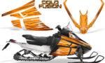 Arctic Cat F Series CreatorX Graphics Kit Cold Fusion Orange 150x90 - Arctic Cat F Series F Series Z1 Bearcat 2000 Lynx Graphics