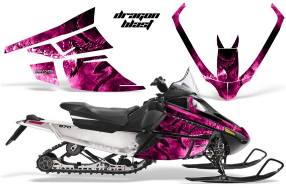 Arctic_Cat_F_Series_Graphics_Kit_Dragonblast_Pink