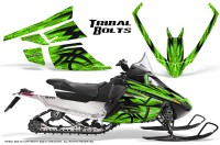 Arctic_Cat_F_Series_Graphics_Kit_Tribal_Bolts_Green