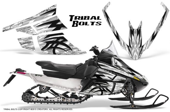 Arctic_Cat_F_Series_Graphics_Kit_Tribal_Bolts_White