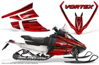 Arctic_Cat_F_Series_Graphics_Kit_Vortex_Red