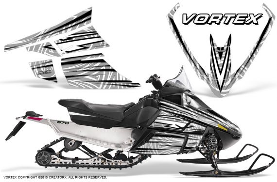 Arctic_Cat_F_Series_Graphics_Kit_Vortex_White