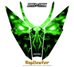 Arctic_Cat_Pro_Climb_Cross_Hood_Graphics_Kit_Replicator_Green