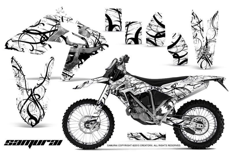 BMW-GX450-CreatorX-Graphics-Kit-Samurai-Black-White-NP-Rims