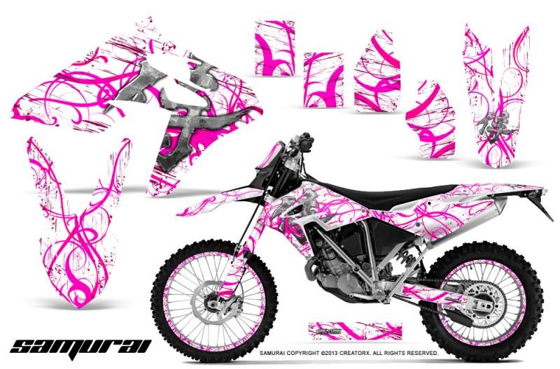 BMW-GX450-CreatorX-Graphics-Kit-Samurai-Pink-White-NP-Rims