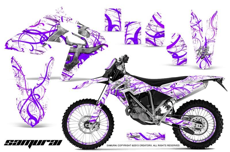 BMW-GX450-CreatorX-Graphics-Kit-Samurai-Purple-White-NP-Rims