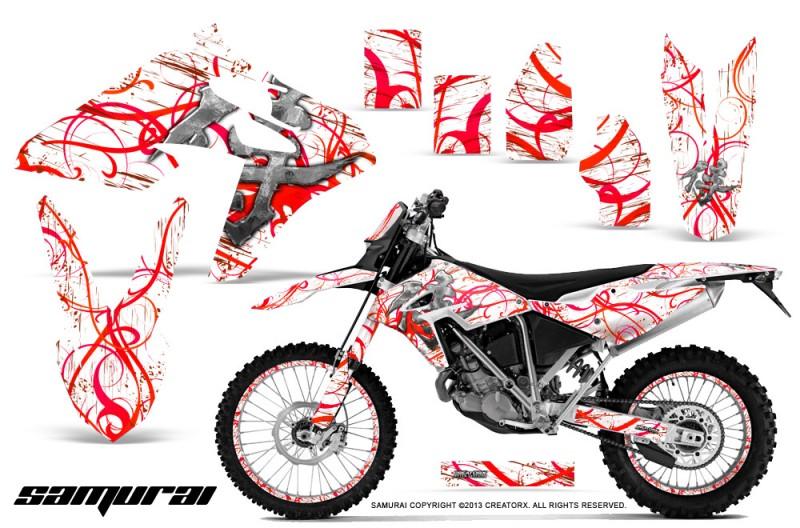 BMW-GX450-CreatorX-Graphics-Kit-Samurai-Red-White-NP-Rims
