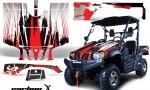 Bennche BigHorn AMR Graphics Kit CX R 150x90 - Bennche Big Horn Side x Side UTV Graphics