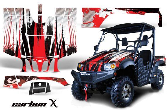 Bennche BigHorn AMR Graphics Kit CX R 570x376 - Bennche Big Horn Side x Side UTV Graphics