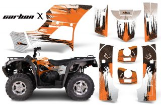 Bennche Gray Wolf AMR Graphics Kit CX O 320x211 - Bennche Grey Wolf ATV Graphics