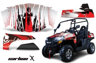 Bennche Spire800 AMR Graphics Kit CX R 320x211 - Bennche Sprire 800 Side x Side UTV Graphics