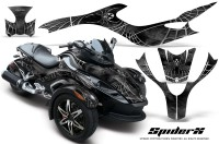 CAN-AM-SPYDER-CreatorX-Graphics-Kit-SpiderX-Silver